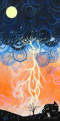 Heat Lightning by AngoraART