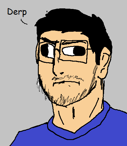 Derp by comic-maker