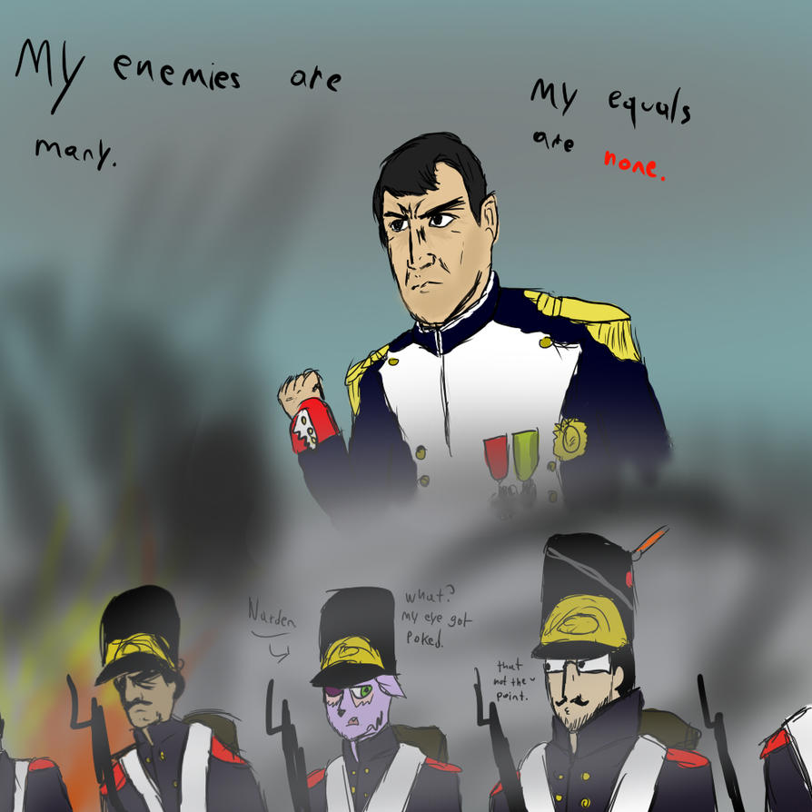 Napoleon Total War  by comic-maker