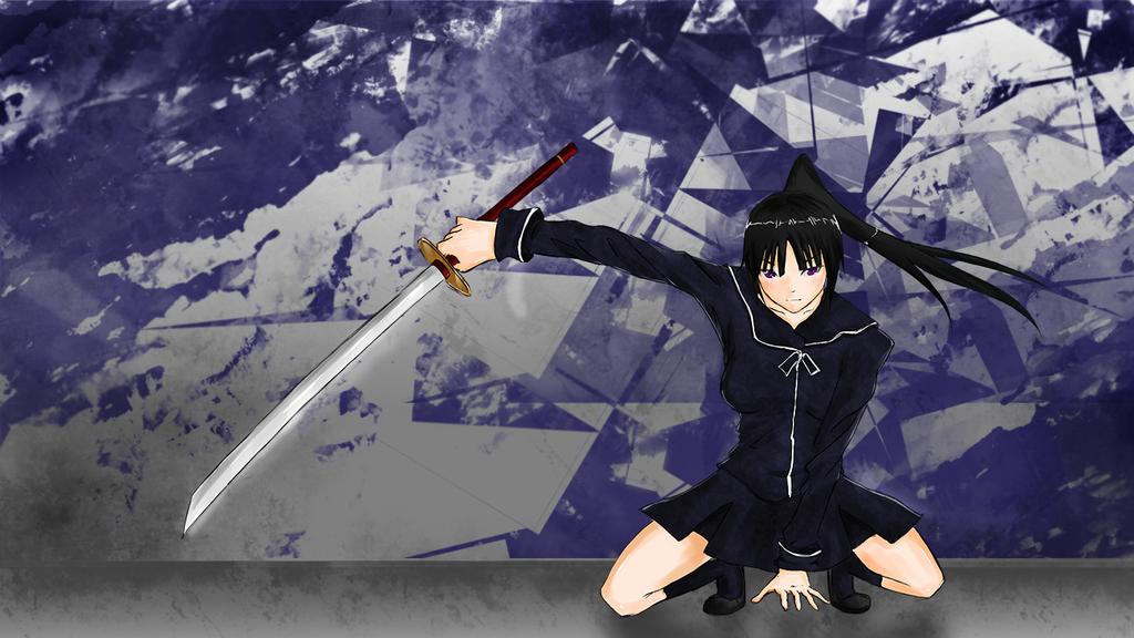 Las mejores chicas con katanas del anime