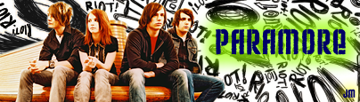 .::Paramore::. by a7xrja