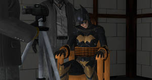 Batgirl captured by Black Masks Thugs (87)