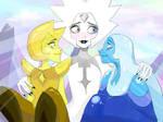 Steven Universe family reunion!