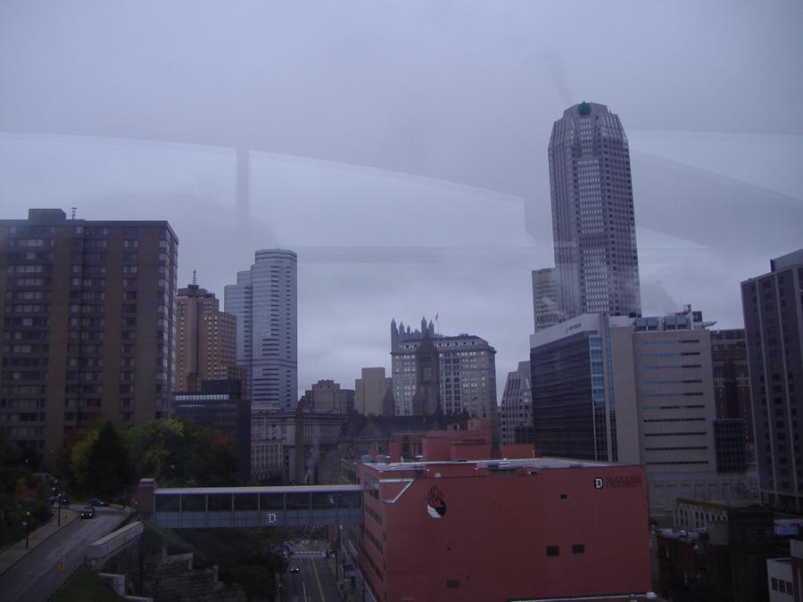 rainy days and foggy grays