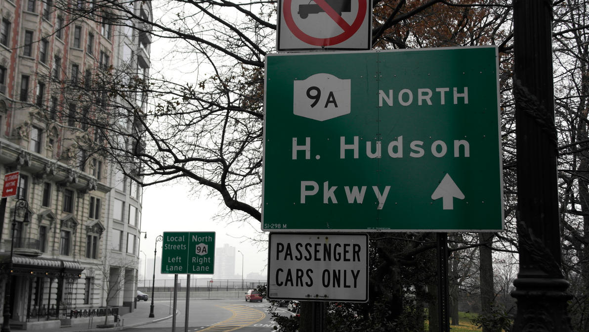 Hudson Parkway by TheBuggynater