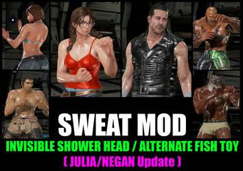 004 - Sweat Mod ( Julia / Negan Update ) by 9876789