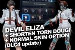 008 - DEVIL ELIZA +TORN +NORMAL SKIN (DLC4 update)