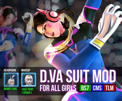 078 D.VA BODYPAINT for all girls (updated)