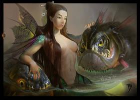 Piranha by timens