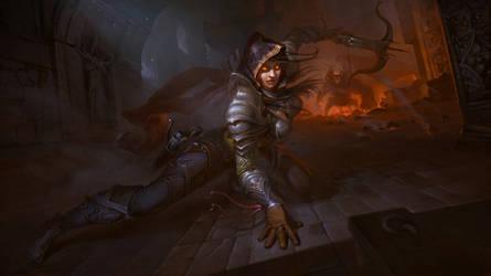 Demonhunter by timens