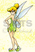 Tinker Bell by Smitkins