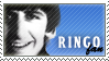 Stamp: Ringo Starr Fan by Smitkins