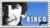 Stamp: Ringo Starr Fan by Smitkins