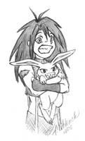 Wrath - Moofy and Gate Bunny