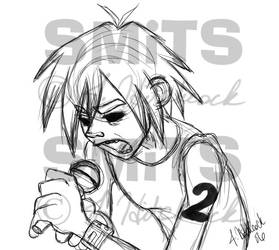 Scribble: 2D in Song by Smitkins