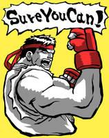 We Can Defeat Sheng Long! by hugohugo