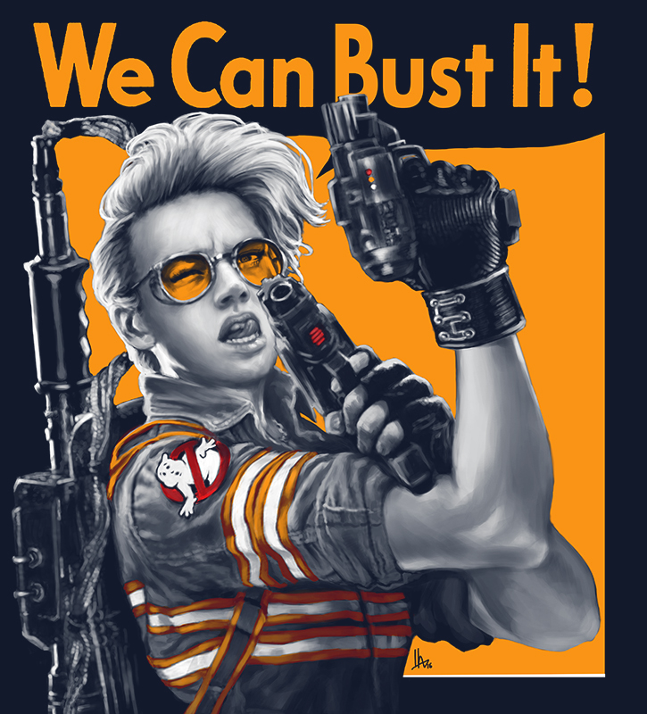 We Can Bust It! by hugohugo