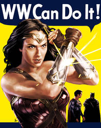 WW Can Do It! by hugohugo