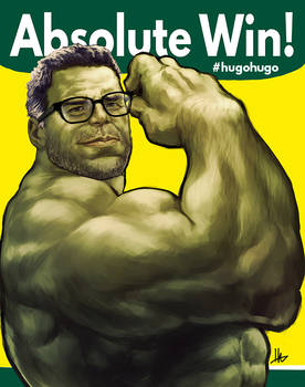 Bruce Banner Can Do It!