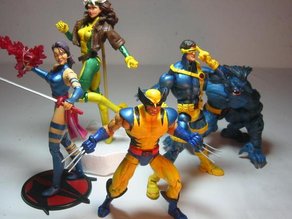 my xmen action ... X Men 2 Action Figures