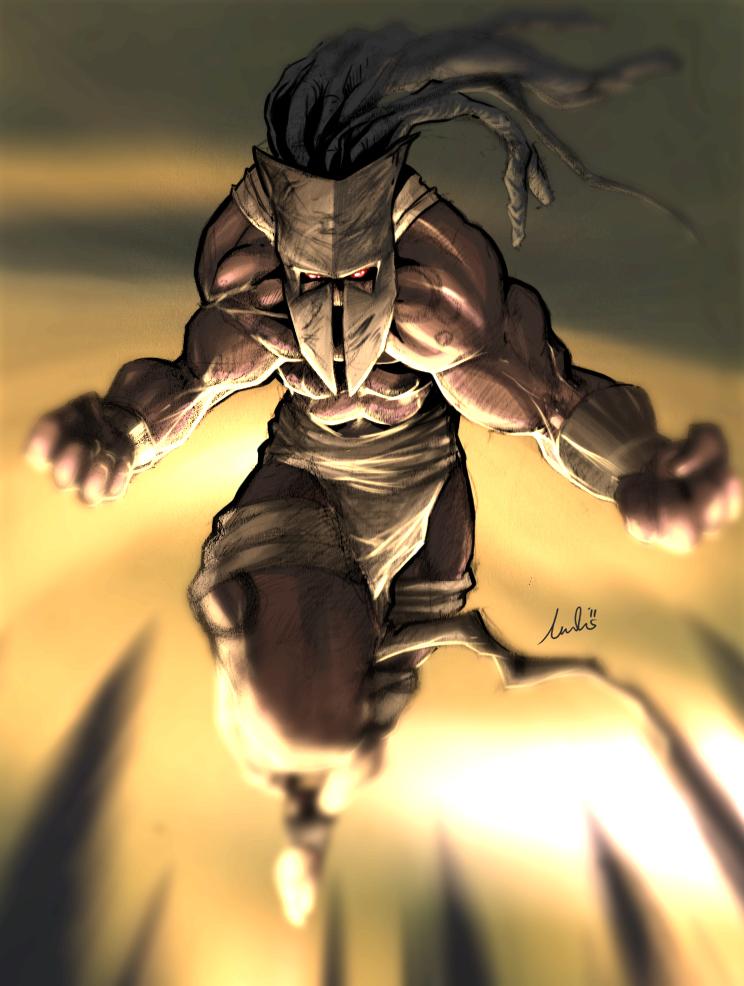 African Tribal Warrior Dude By Dreviator On Deviantart Math Wallpaper Golden Find Free HD for Desktop [pastnedes.tk]