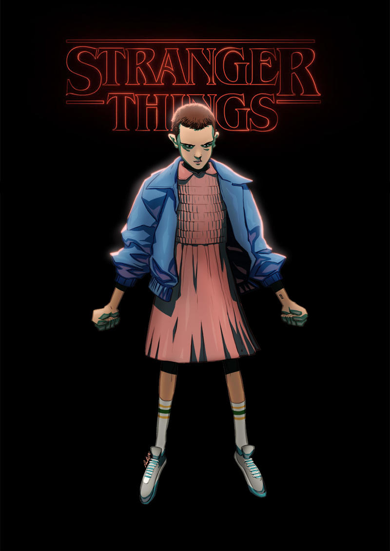 ELEVEN by Dreviator