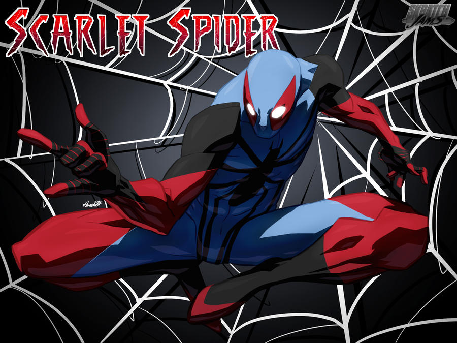 Skratchjams   Scarlet Spider Redesign by Dreviator