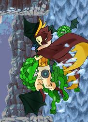 Owlboy Fanart: Otus