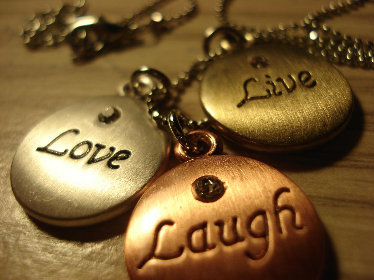 live laugh love by little one14 on deviantart. Black Bedroom Furniture Sets. Home Design Ideas