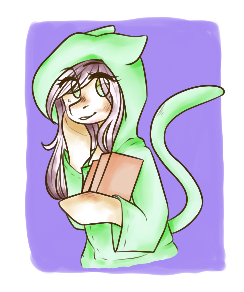 Here Kitty Kitty Kitty It's Story Time by zombiegoddess666