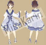 Adoptable - Hoshiko (SOLD) by MisaKarin