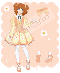 Adoptable Auction - Belle(OPEN) by MisaKarin