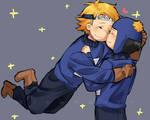 Super Craig and Wonder Tweek by MisaKarin