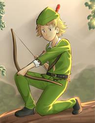 Robin Tweek by MisaKarin