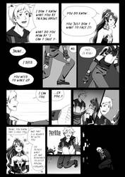 (RWBY)The Bearers of Wittiness - 2nd page by MisaKarin