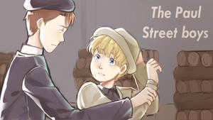 The Paul Street boys - animatic (LINK IN DESC)