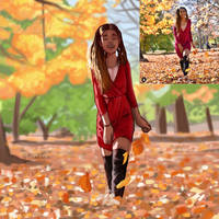 Reference art - autumn