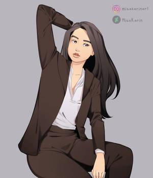 Commission - Rachel