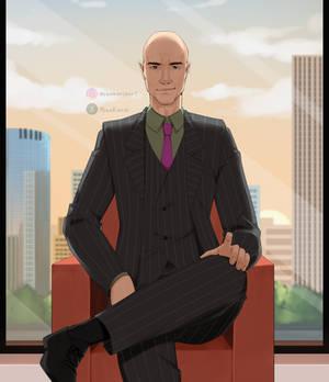 Commission - Alexander Lex Luthor