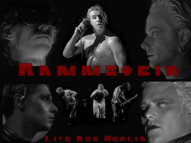 Rammstein - Live Aus Berlin by haus-of-rammstein