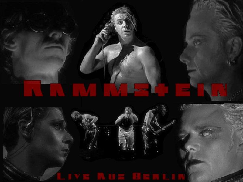 Rammstein - Live Aus Berlin (Advance CD)