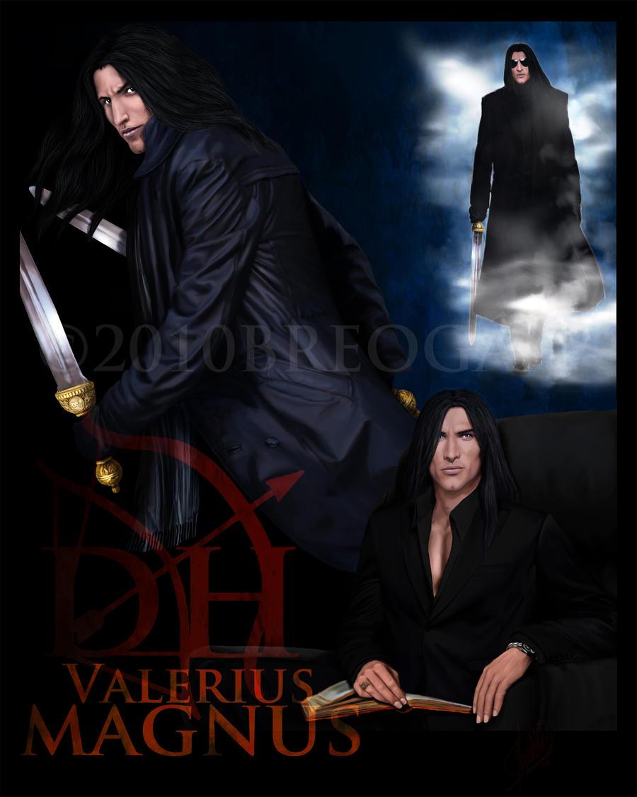 Darkhunters: Valerius Magnus By Breogan