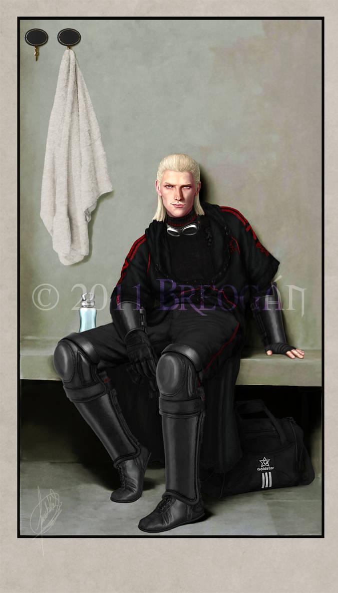 Draco Malfoy - Seeker