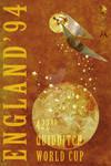 Quidditch W. Cup Retro Poster