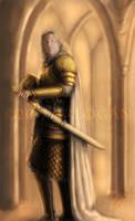 Kingsguard Jaime - Concept