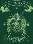 Slytherin Duelling Club Tee