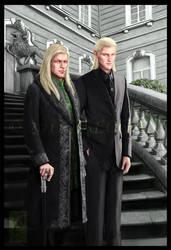 Masters of Malfoy Manor by Breogan