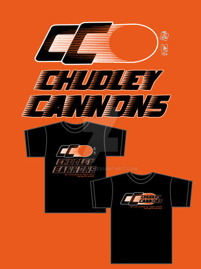 Chudley Cannons Tees by Breogan