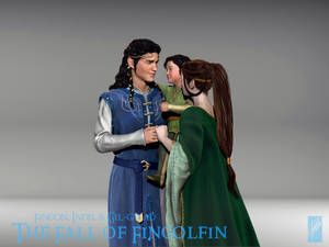 Fingon's Family 3D Concept - Detail 2