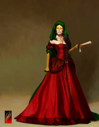 Commission - Livia Galanos #1